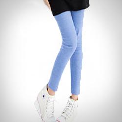 【任選2件298】輕甜玩色糖果素面顯瘦內搭褲(共7色)